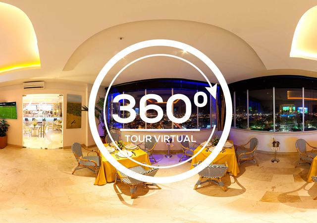 Tour virtual GHL Hotel Grand Villavicencio Villavicencio