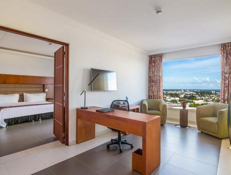 Junior Suite Familiar GHL Hotel Grand Villavicencio Villavicencio